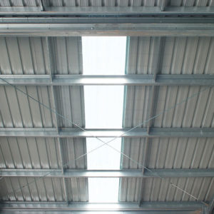 Accessories roof