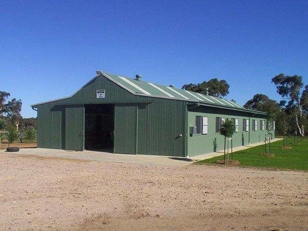 Aussie Storage Barn
