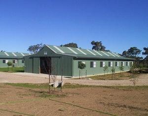Aussie & American Barns