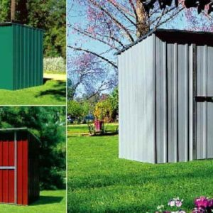 Garden Sheds Skillion Roof